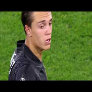 Maxence Caqueret vs Juventus