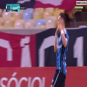 Flamengo 0 - [1] Gremio - 44' Pepe goal