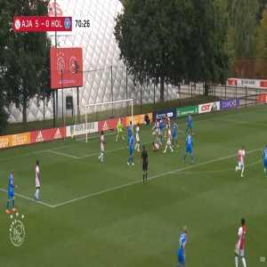 Ajax 5 1 Holstein Kiel Janni Serra 71 Troll Football