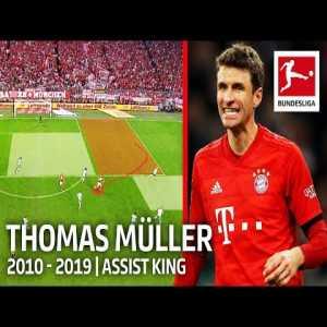 Thomas Muller Tactics 5 Minute Analysis
