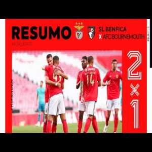 HIGHLIGHTS: SL Benfica 2-1 AFC Bournemouth