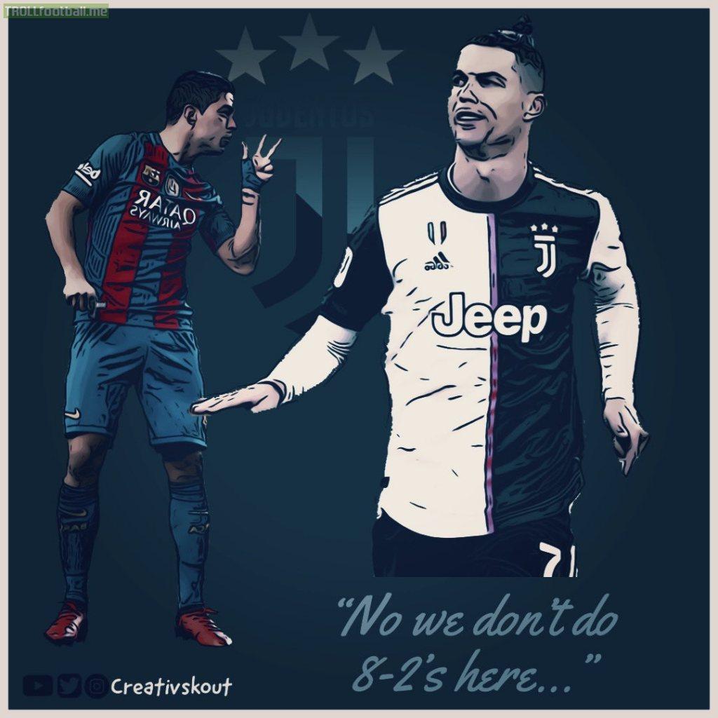 Luis Suarez agrees personal terms with #juve [@DiMarzio ] #transfers #CR7 #Ronaldo #suarez