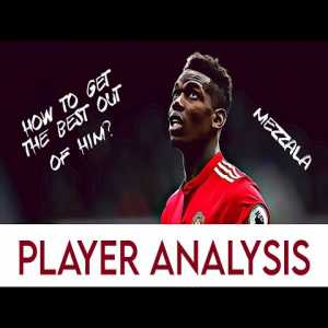 Why do Manchester United fail to use Pogba properly? (Tactical Analysis)