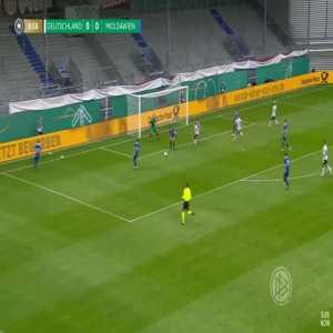Germany U21 1-0 Moldova U21 - Salih Ozcan 10'