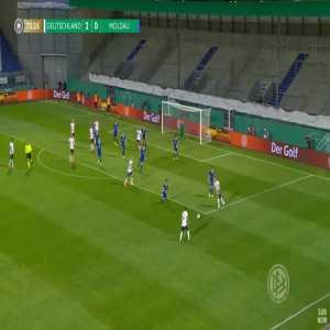 Germany U21 3-0 Moldova U21 - Nico Schlotterbeck 74'