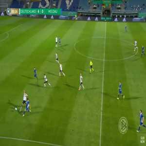 Germany U21 4-[1] Moldova U21 - Artiom Carastoian 84'