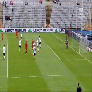 Poland U19 1-0 Germany U19 - Filip Szymczak PK 7'