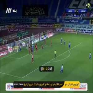 Tractor Sazi 3-[1] Esteghlal: Mehdi Ghaedi 50': Hafzi Cup Final (Iran)