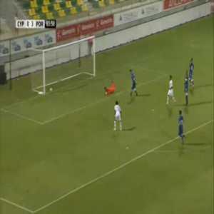 Cyprus U21 0-4 Portugal U21 - Joao Mario 85'