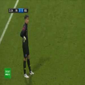 Finland U21 0-[1] Romania U21 - Darius Olaru 21'