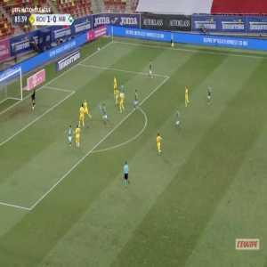 Romania 1-[1] Northern Ireland - Gavin Whyte 87'
