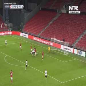 Denmark 0-2 Belgium - Dries Mertens 76'