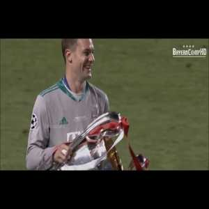 The german wall - Manuel Neuer 19/20 Best of