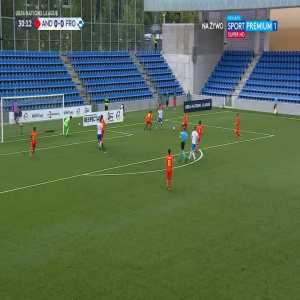 Andorra 0-1 Faroe Islands - Klæmint Olsen 31'