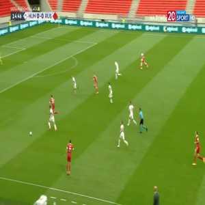Hungary 0-1 Russia - Anton Miranchuk 15'