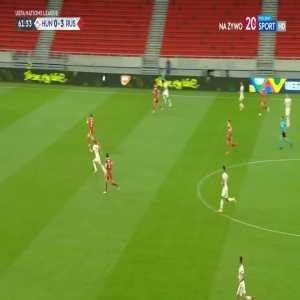 Hungary [1]-3 Russia - Roland Sallai 62'