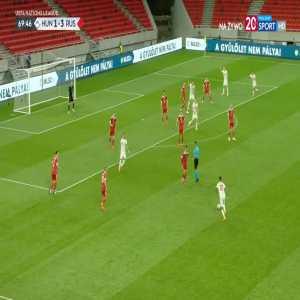Hungary [2]-3 Russia - Nemanja Nikolić 70'