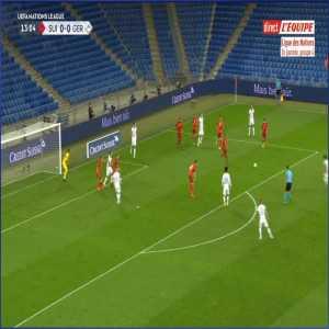 Switzerland 0 - [1] Germany - Gundogan 14'