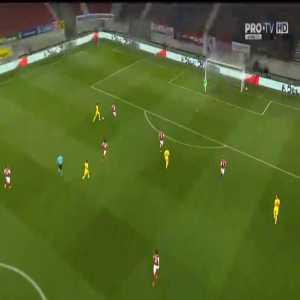 Austria 0-[1] Romania - Alibec 3'
