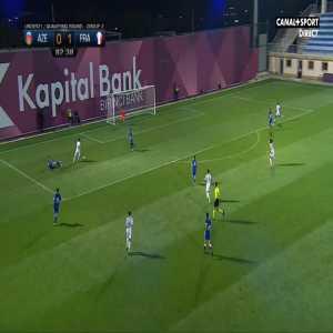 Azerbaijan U21 0-2 France U21 - Amine Gouiri 83'