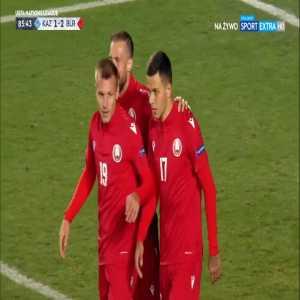 [Ekstraklasaboners] Kazakhstan 1-[2] Belarus - Vitaly Lisakovich 86'
