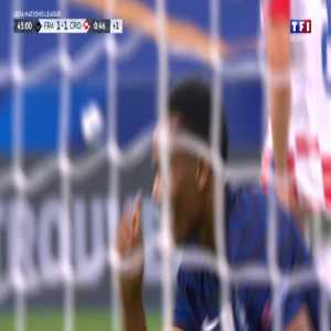 France [2] - 1 Croatia - Martial 45+1'