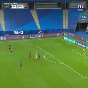 France 2-[2] Croatia - Josip Brekalo 55'