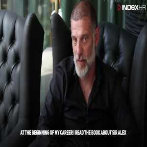 Slaven Bilić talks about Klopp and Sir Alex Ferguson