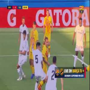 Barcelona [1]- 0 Nastic - Dembele 6'
