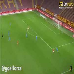 Galatasaray 3-0 Gaziantep - Radamel Falcao 40'