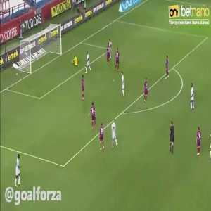 Besiktas [1]-0 Trabzonspor Tyler Boyd (Great Goal)