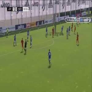 Juventus [2] - 0 Novara | A. Ramsey '56
