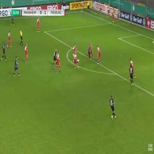 Mannheim [1]-1 Freiburg - Dominik Martinovic 56'