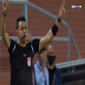 Trabzonspor 0-2 Besiktas - Bernard Mensah penalty 64'