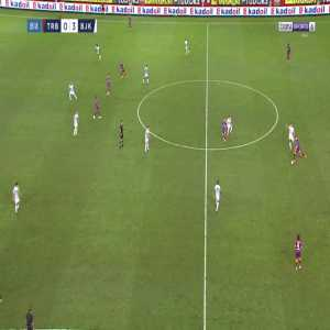 Trabzonspor [1]-3 Besiktas - Abdulkadir Omur 86'