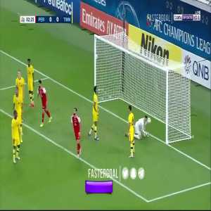 Persepolis (Iran) [1] - 0 Al-Taawoun (KSA) — Shoja Khalilzadeh 85' — (Asian Champions League - Group Stage)