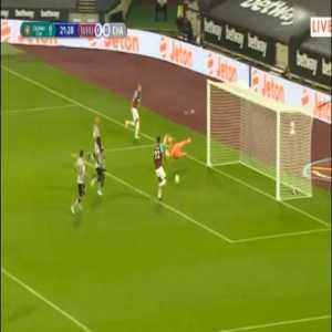 West Ham 1-0 Charlton - Sebastien Haller 22'