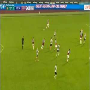 West Ham 2-0 Charlton - Sebastien Haller 26'