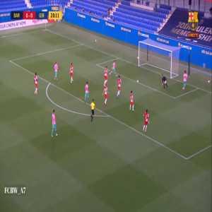 Barcelona [1]-0 Girona - Coutinho 21'