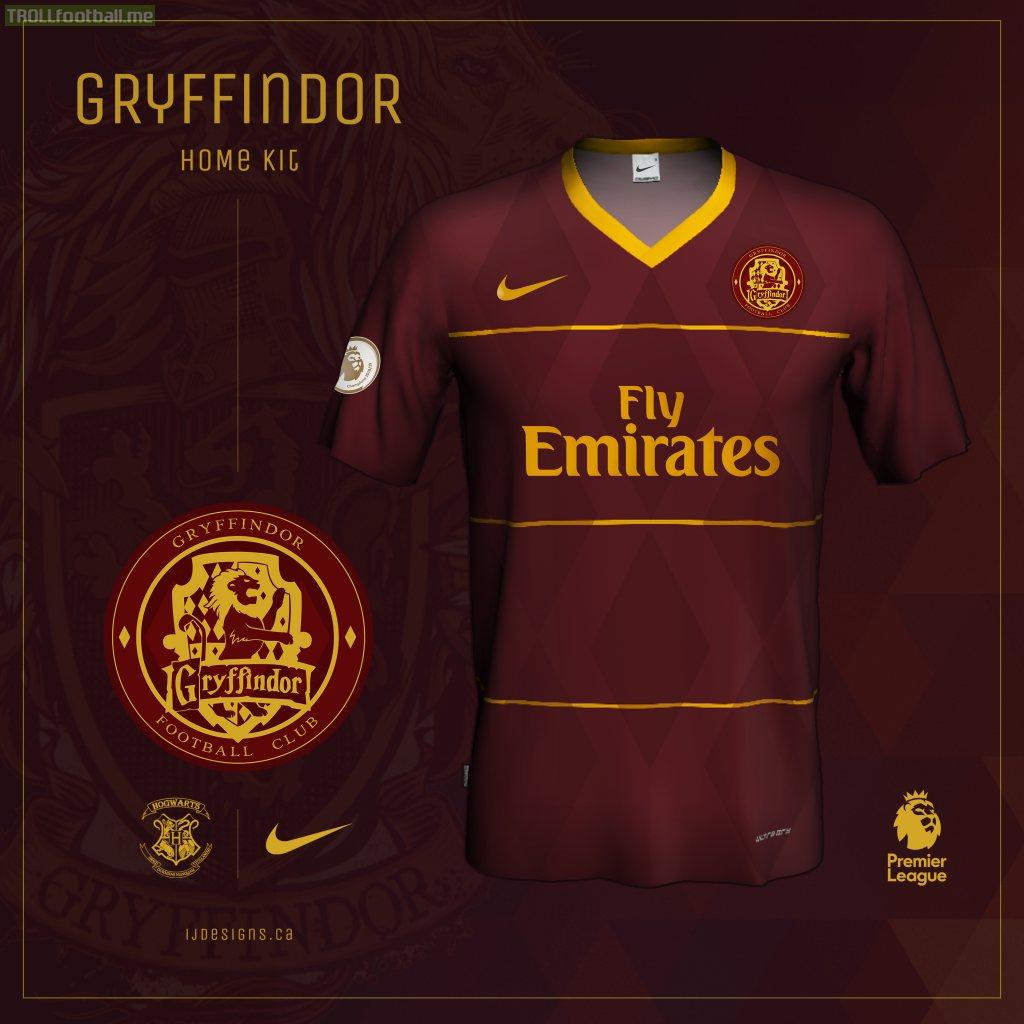 Harry Potter + Premier League Concept Kits (Teaser)