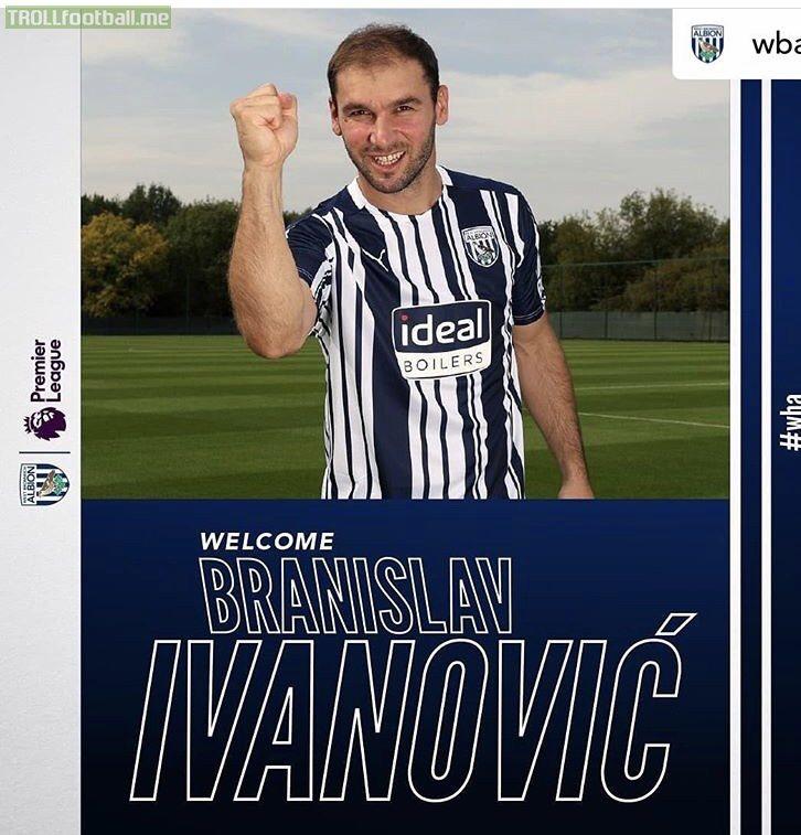 WBA sign Ivanovic