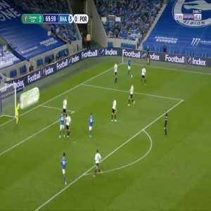 Brighton 4-0 Portsmouth - Viktor Gyokeres 71'
