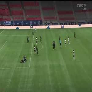 [Great Red Card] Rudy Camacho vs. Vancouver Whitecaps