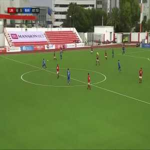 Lincoln Red Imps 0 - Rangers (5) : Alfredo Morelos 87'