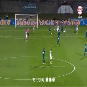 Shamrock Rovers 0-2 AC Milan - Hakan Calhanoglu 67'