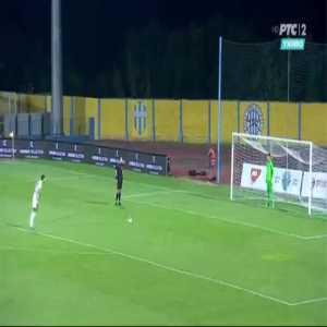 TSC Backa Topola vs FCSB - Penalty shootout (4-5)