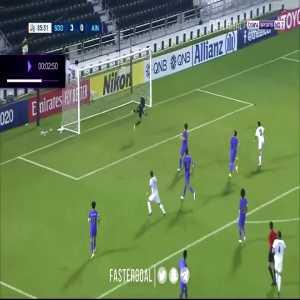 Al-Sadd (Qatar) [4] - 0 Al-Ain (UAE) — Rodrigo Tabata 86' — (Asian Champions League - Group Stage)