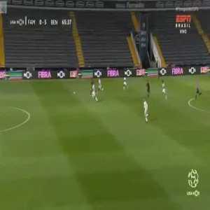 Famalicao 0-5 Benfica - Luca Waldschmidt 66'