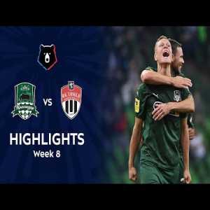 Krasnodar 7 2 Khimki Highlights Victor Claeson Marcus Berg Tony Vilhena Remy Cabella Goals Etc Troll Football
