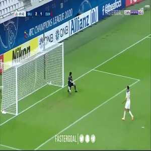 Sharjah (UAE) 2 - [2] Al-Duhail (Qatar) — Almoez Ali 70' — (Asian Champions League - Group Stage)